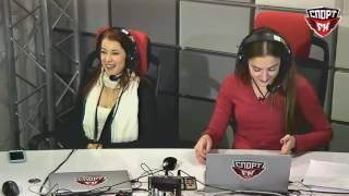 Екатерина Боброва и Дмитрий Соловьев в гостях у 100% Утра