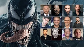 "Characters Voice Comparison -  ""Venom"" (Updated)"