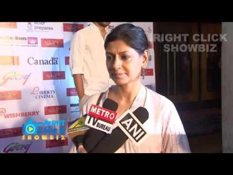 Nandita Das Interview At Kashish Film Festival