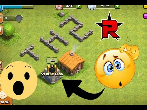 How To Rebuild Clan Castle In TH2 | Clash Of Clans Halloween Special |