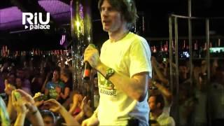 NUR NOCH SCHUEHE AN - Mickie Krause @ Riu Palace Mallorca 2012