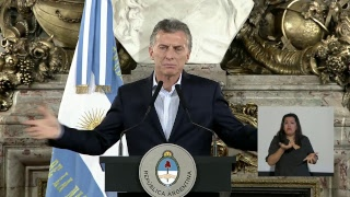 Video: Conferencia de Prensa del Presidente Mauricio Macri