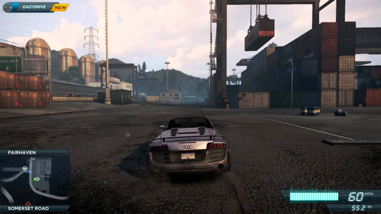 Download Need For Speed Most Wanted 2012 - Pro Nitro Demonstration