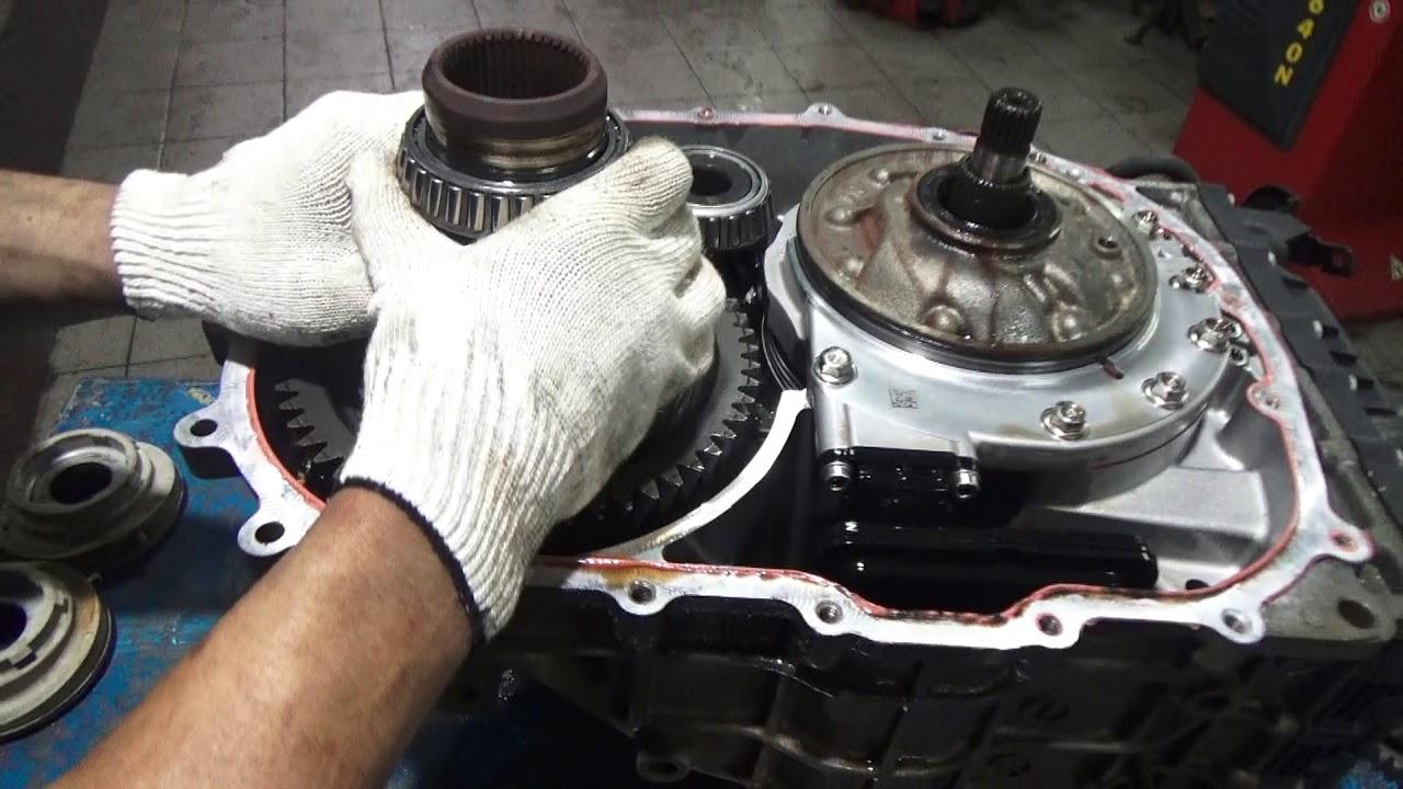 Полный привод Киа Спортейдж 3 ремонт коробки муфты, раздатка