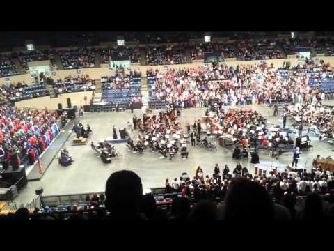 OPS All City Music Festival Finale 2014 Last Time at Omaha Civic Auditorium before it is torn Down