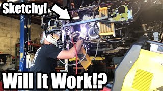 homepage tile video photo for Welding My BLOCK TOGETHER on The LS Miata!