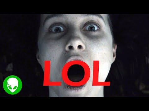 SLENDER MAN - A Hilariously Bad Horror Movie