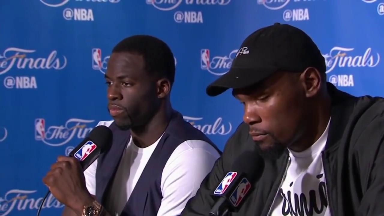 又一位球星宣戰勇士,怒斥奪冠方式太噁心,暗諷杜蘭特的冠軍毫無尊嚴!-Haters-黑特籃球NBA新聞影片圖片分享社區
