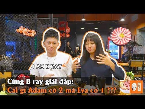 [ LẨU PHAN] IQ 2000 của Rapper B-Ray và tiết lộ về hit Con Trai Cưng!