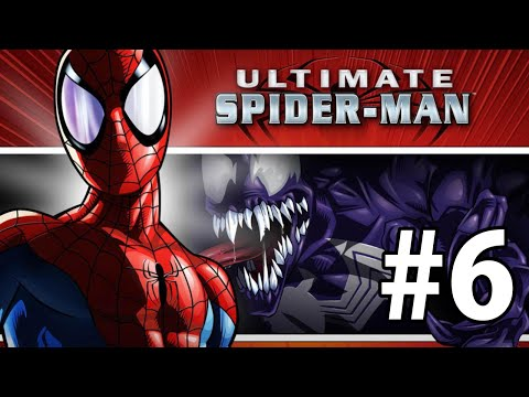 Ultimate Spider-Man - PC Walkthrough Gameplay Part 6 - Electro, esti cam slab ! (în română)