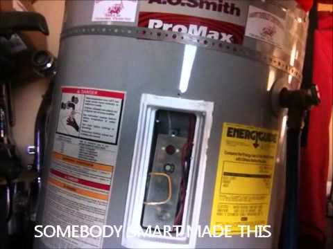 How To Turn Up Your Hot Water Heater