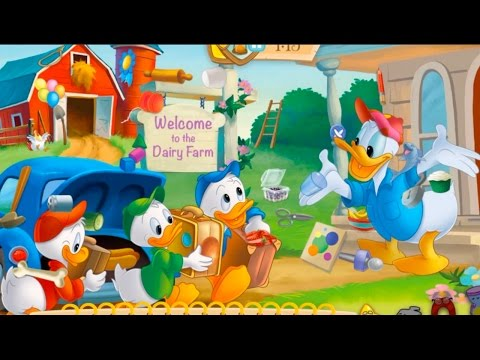 disney-find-'n-seek-game-app-with-donald-duck-on-the-farm-searching-for-hidden-objects-&-stickers