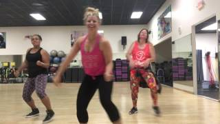 Si Una Vez // Play-N-Skills Ft. Wisin, Frankie J & Leslie Grace // Zumba Fitness