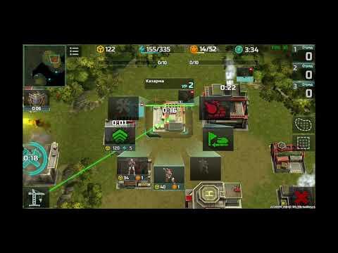 art of war 3 PSIHI VS RUSSIAN STEEL защита от крепостей