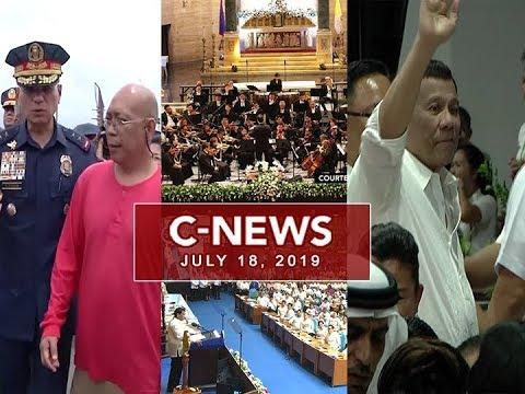 UNTV: C-News (July 18, 2019)