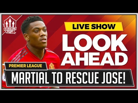 Manchester United vs Crystal Palace Preview   MOURINHO's Last Game?