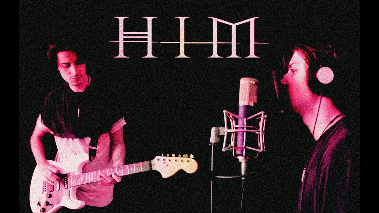HIM - Right Here In My Arms | COVER