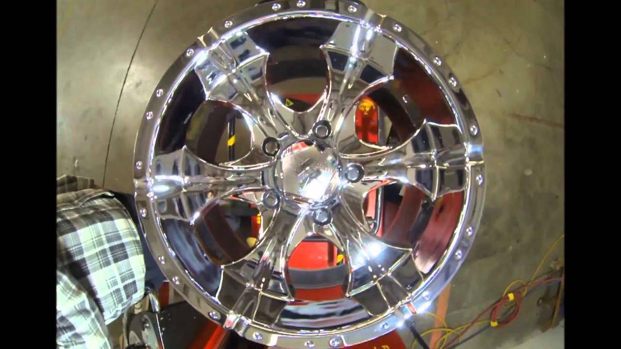 Helo Wheels Maxx HE 791 Chrome - YouTube