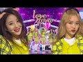 《Debut Stage》 LOONA/yyxy(이달의 소녀 yyxy) - love4eva @인기가요 Inkigayo 20180610