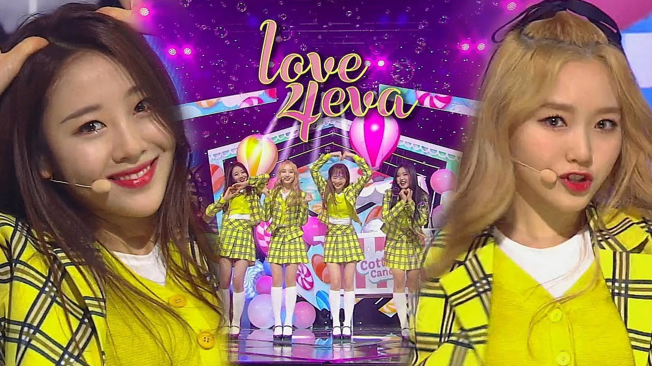 Download 《Debut Stage》 LOONA/yyxy(이달의 소녀 yyxy) - love4eva @인기가요 Inkigayo 20180610