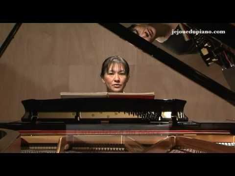 L'articulation du pouce - Cours de piano de Marie-Josèphe Jude