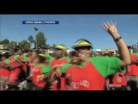 Ethiopia's great run