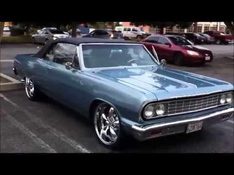 1964 Chevelle Convertible With 5 7 Lt1 Quot Cruisin Sunday S