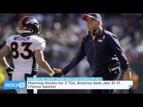 HOt New Peyton Manning 509th Tochdown Record|Peyton Manning TOP 5 TD passes