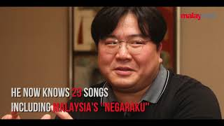 South Korean Mensa whiz knows 23 national anthems by heart, including 'Negaraku'