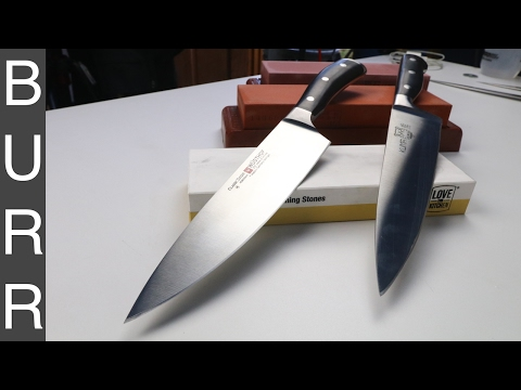 $20 Kuma vs $160 Wusthof Chef Knife