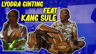 Lyodra Ginting Feat Kang Sule KEREN !!!! Tehnik vokal Whistle + Kendang sunda