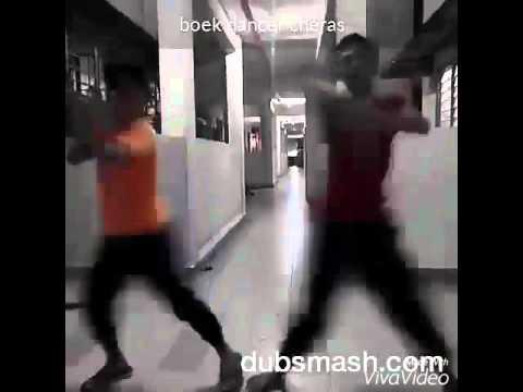 Boek dancer cheras(lawak)