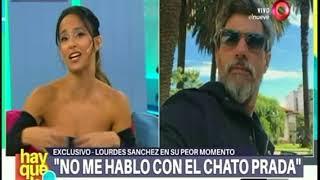 ¿Lourdes Sánchez separada del Chato Prada? thumbnail