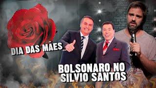 Fábio Rabin - Dia das Mães / Bolsonaro no Silvio Santos