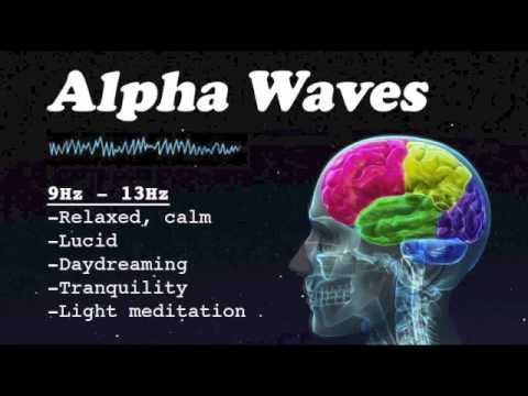 WARNING! Powerful Pure 12Hz ALPHA Brainwave Sound Therapy ~ 1 Hour Binaural Beats ~