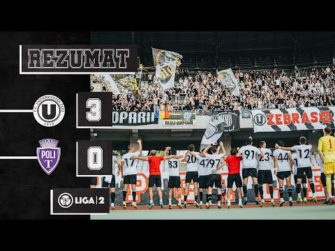 Universitatea Cluj Poli Timisoara Goals And Highlights