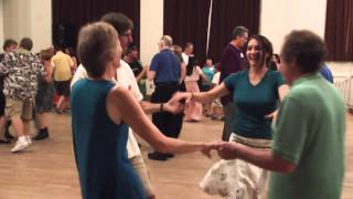 Contra Dance - Andrea Nettleton & Free Association - Joel
