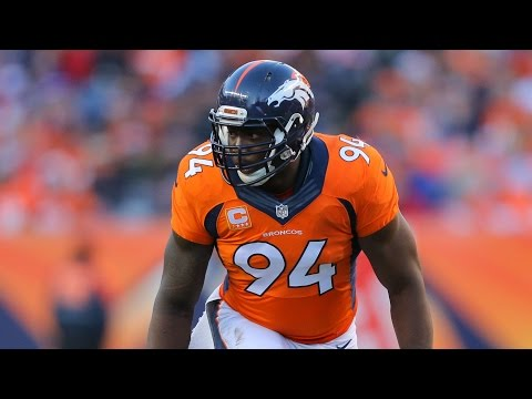 How many sacks will Shane Ray, DeMarcus Ware and Von Miller get?