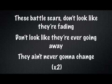 Battle Scars Lupe Fiasco Guy Sebastian Lyrics Youtube