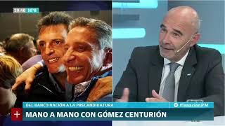 Juan José Gómez Centurión:
