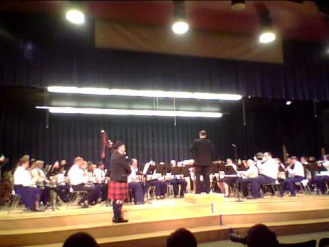 Highland Cathedral: Chester County Concert Band 2013
