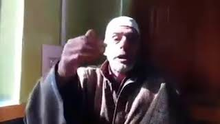 Watch an emotional video:  Father of sexually assault girl from kashmir