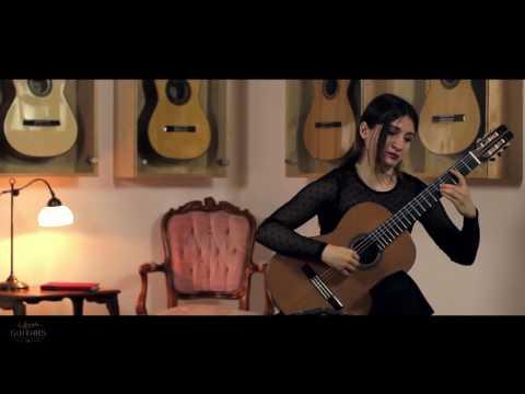 Gvaneta Betaneli plays Granada by Isaac Albéniz on a 2016 Ariel Ameijenda