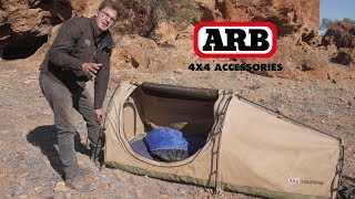 Geoff talks about the ARB Touring Swags. Seriously Series Website h...