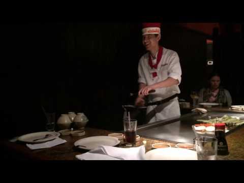 Dinner Night At The Arirang Hibachi Steakhouse Part 1
