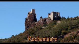 Ardèche - Rochemaure, village de caractère