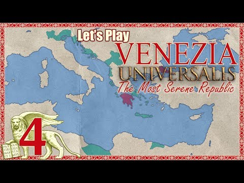 Let's Play Europa Universalis 4 [E04] On The Doge