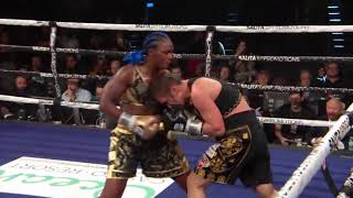CLARESSA SHIELDS VS IVANA HABAZIN - FULL FIGHT