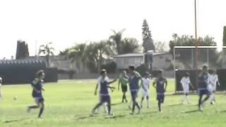 daniel sandoval goal valencia vs cypress 02-09-16