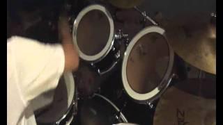 seksi seksi-kamikazee(drum cover) by Gopi